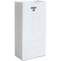 PAPER BAG 10# WHITE