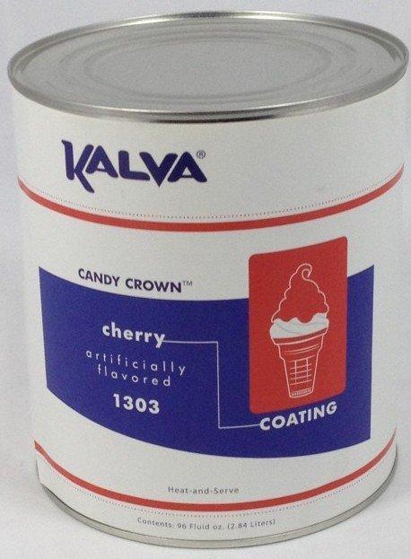 KALVA CHERRY DIP COAT 1303