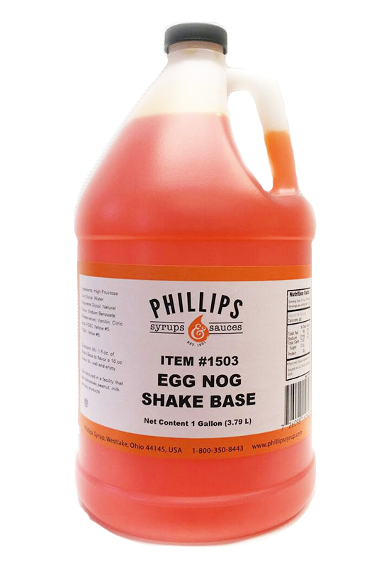 PHILLIPS EGG NOG SHAKE BASE