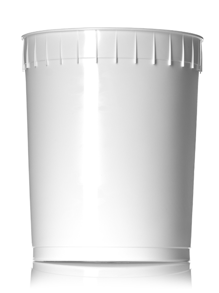 ROPAK D1240 12QT (3GL) CONT PLSTC