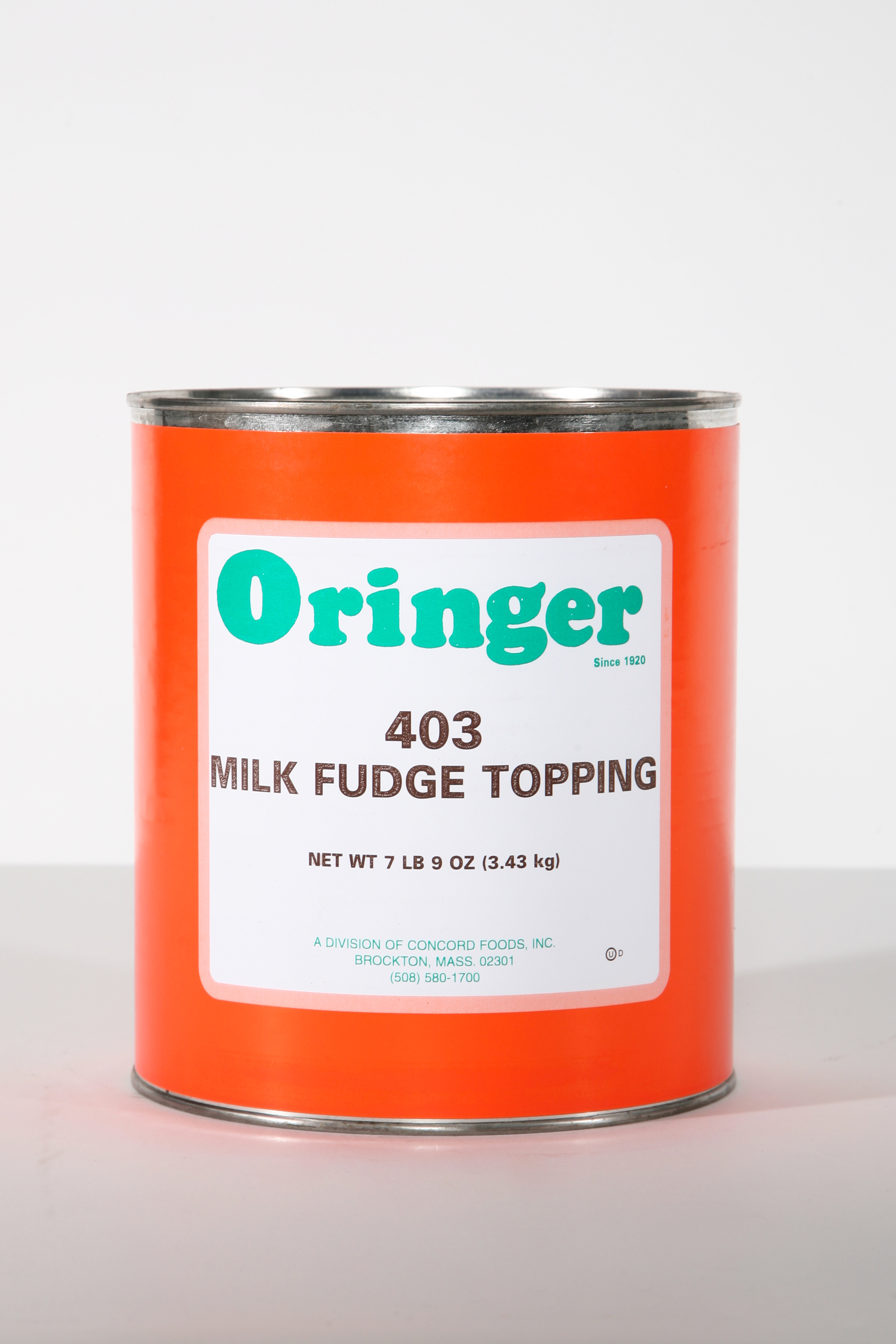 ORG MILK CHOC FUDGE