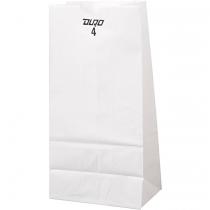PAPER BAG  4# WHITE