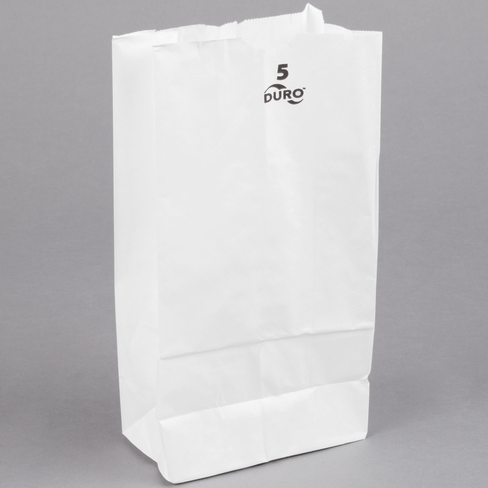 PAPER BAG  5# WHITE