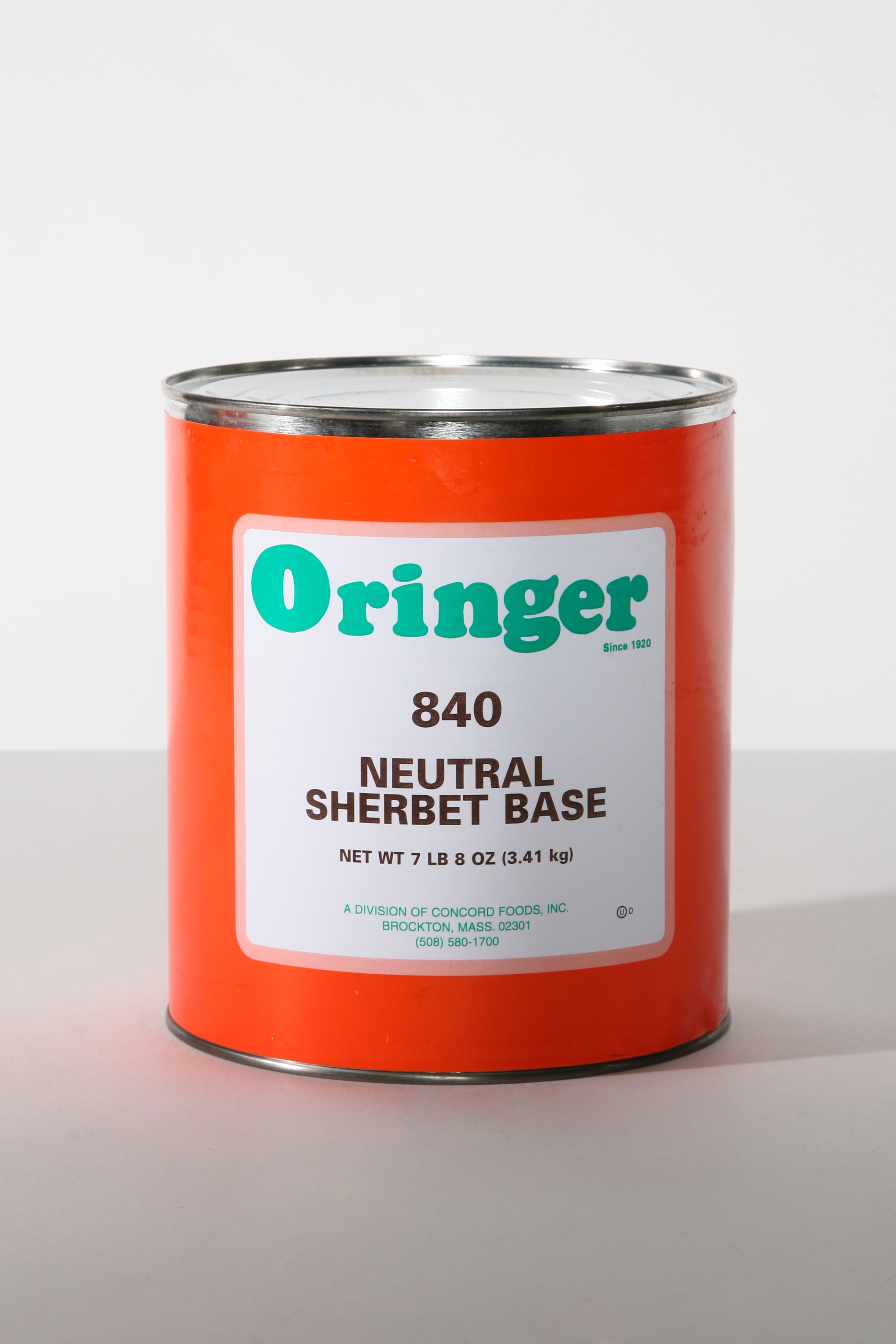 ORG NEUTRAL SHERBET BASE