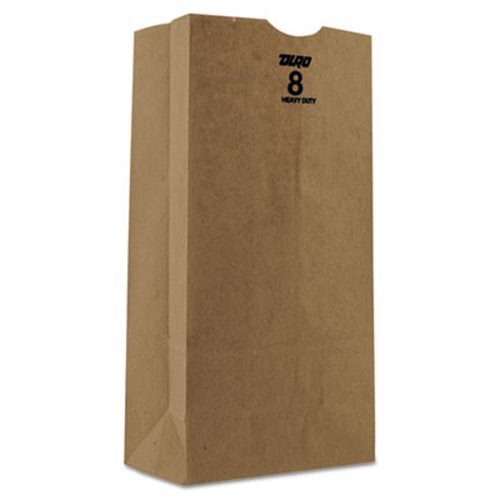 PAPER BAG  8# BROWN