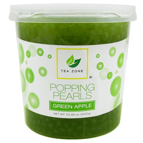 JUICE POPPERS GREEN APPLE