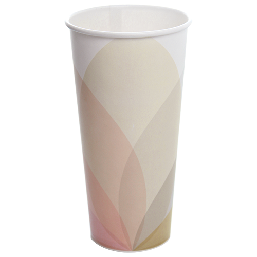 32 OZ DOUBLE POLY CUP