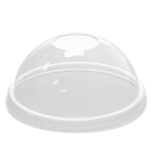 DOME LID FOR 12OZ FOOD CUP