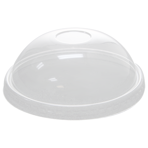DOME LID FOR 20OZ FOOD CUP