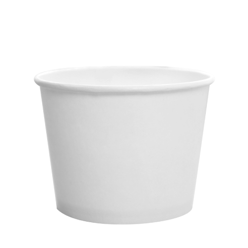 PAPER FOOD CUP 12 OZ- WHITE