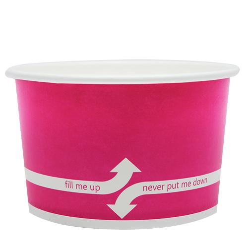 PAPER FOOD CUP 20 OZ- PINK