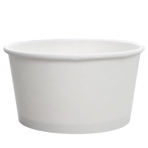 PAPER FOOD CUP 24 OZ- WHITE