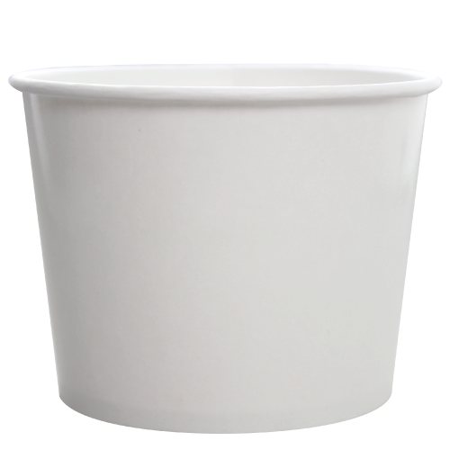 PAPER FOOD CUP 32 OZ- WHITE