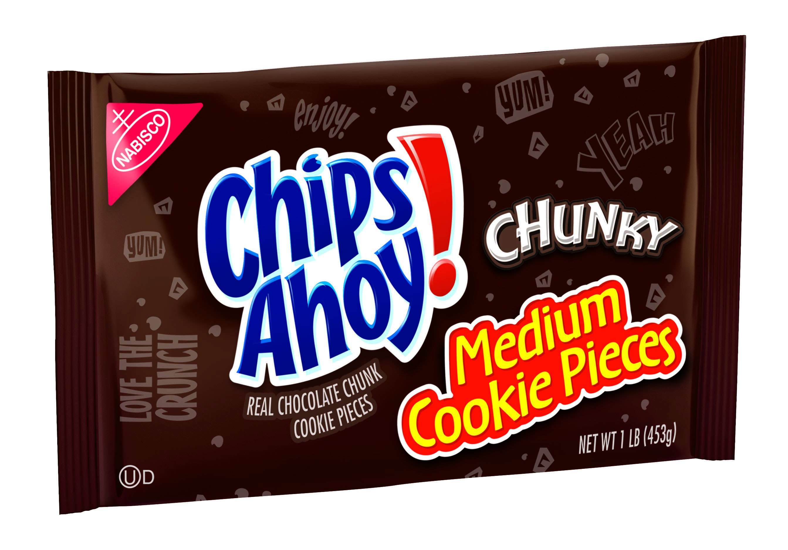 CHIPS AHOY CHUNKY COOKIE PCS