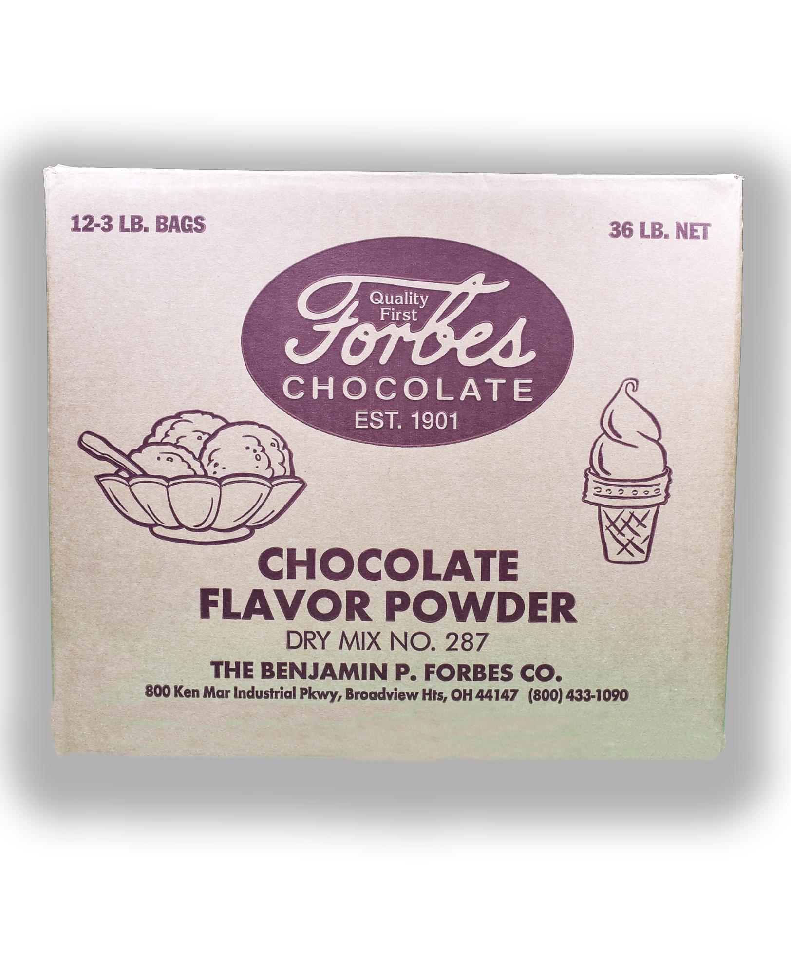 FORBES CHOC POWDER-BAGS