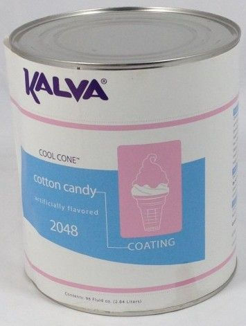 KALVA COTN/CANDY DIP COOL-CONE