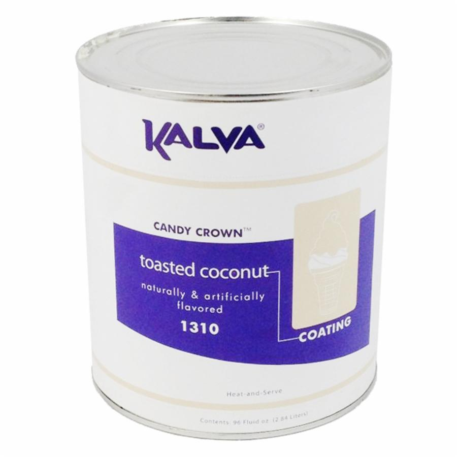 KALVA TOASTED COCONUT DIP COAT