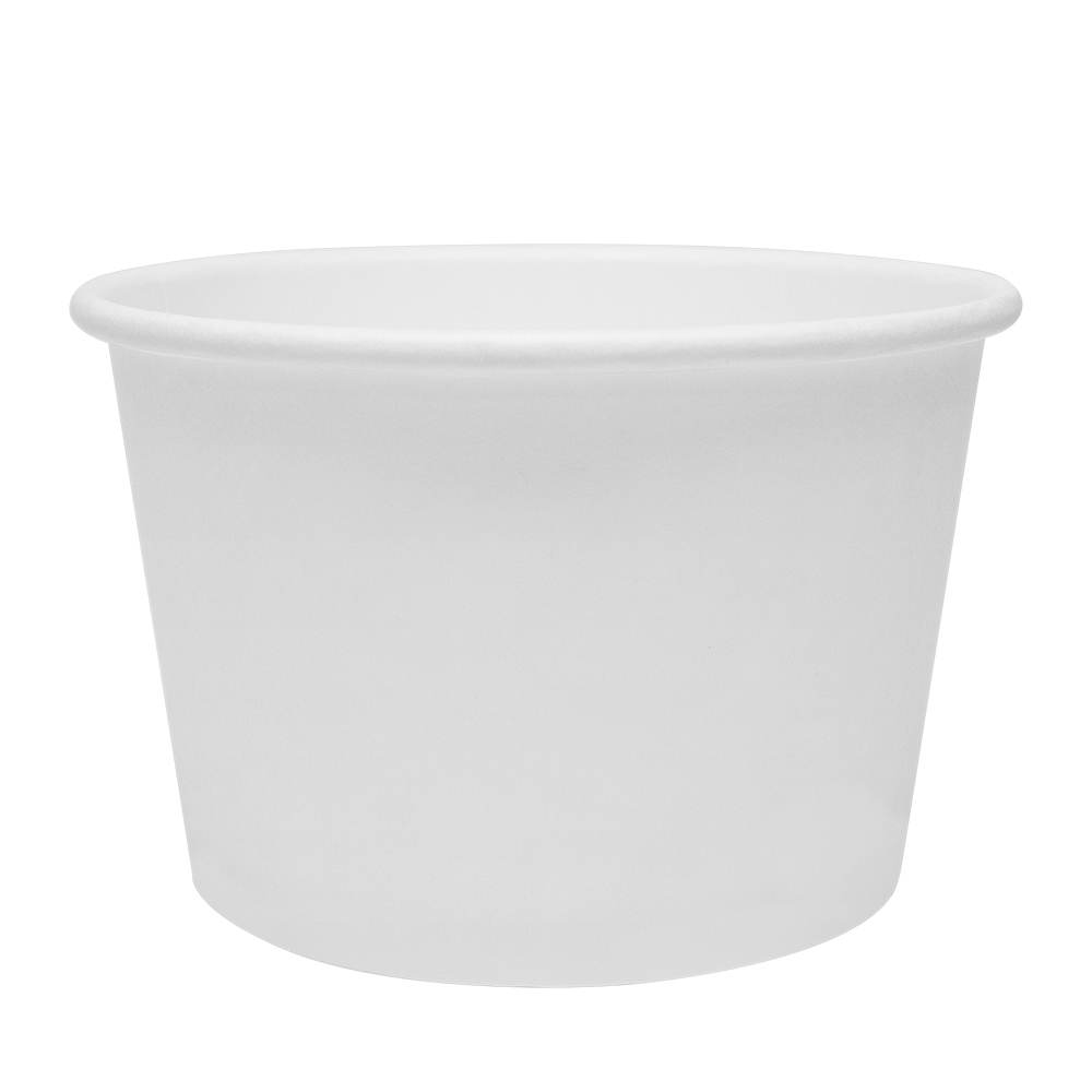 PAPER FOOD CUP 16 OZ- WHITE