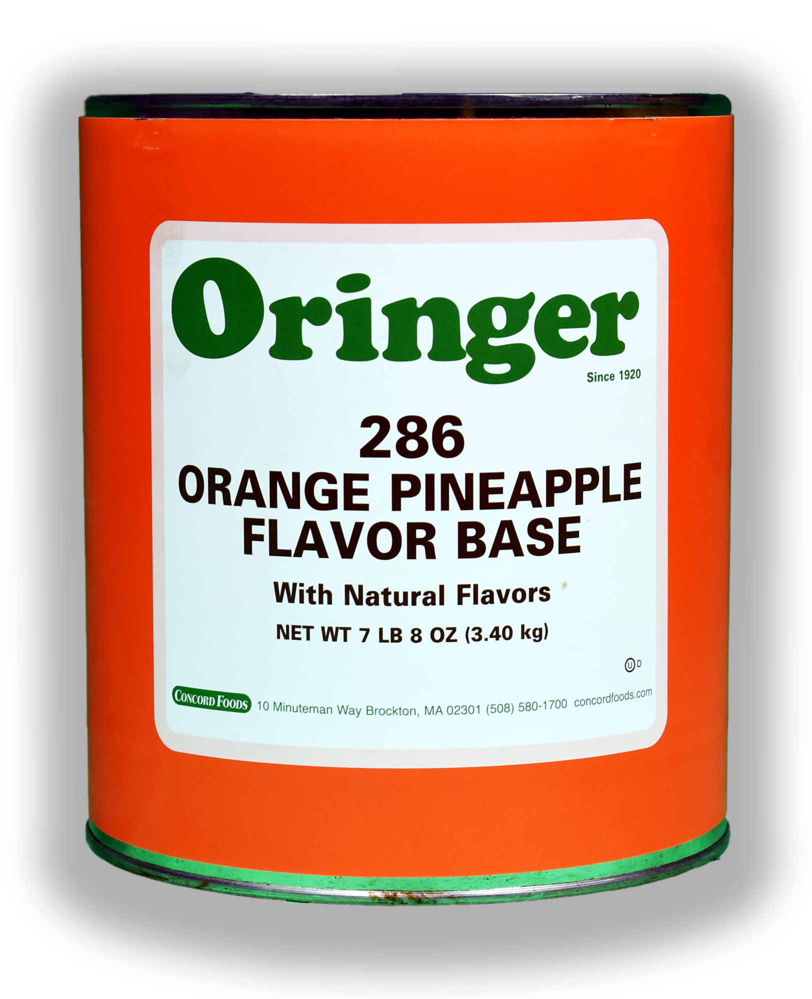 ORG ORANGE/PINE PUREE
