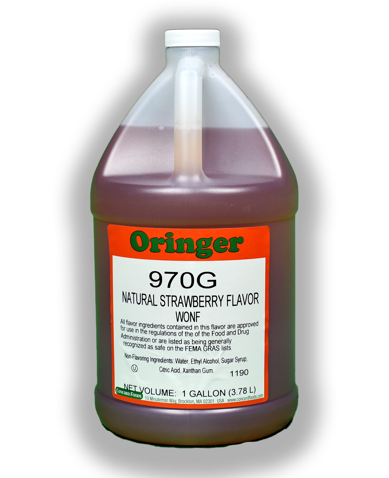 ORG 970G STRAWBERRY EXTRACT