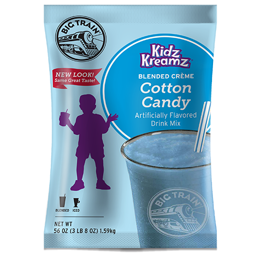COTTON CANDY POWDER FLAV MIX