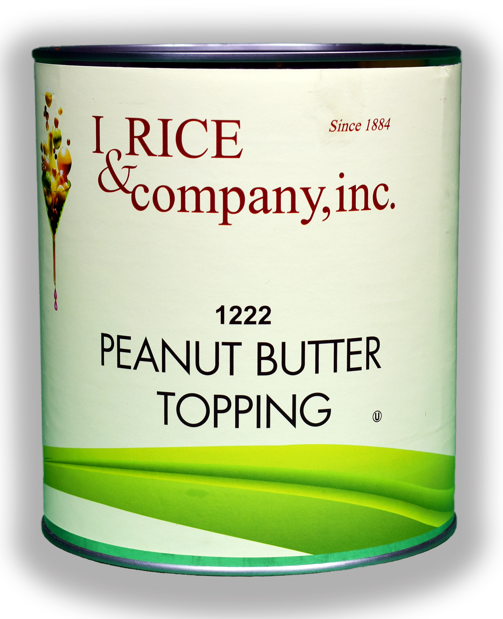 RICE PNUT BUTTER TOPPING
